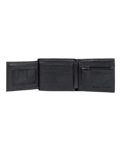 6 Daily Tri-Fold Wallet Blue ALYAA00105 Element