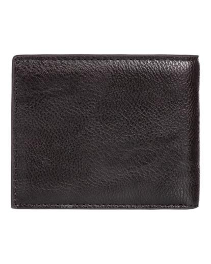3 Daily Tri-Fold Wallet Blue ALYAA00105 Element