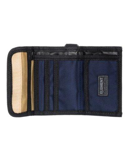 1 Trail Tri-Fold Wallet Blue ALYAA00111 Element