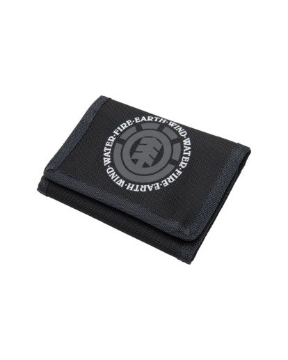 1 Elemental Wallet Black ALYAA00112 Element