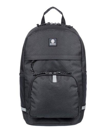 0 Regent Backpack Black ALYBP00107 Element