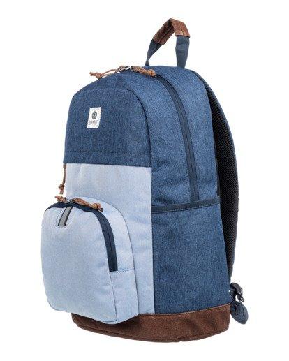 2 Regent Backpack Blue ALYBP00107 Element