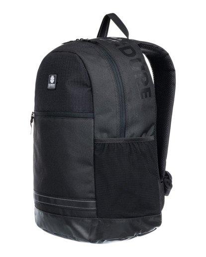 1 Action 21L Medium Urban Sport Backpack Black ALYBP00114 Element