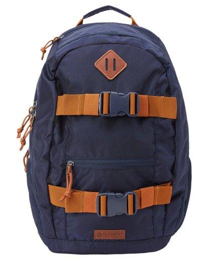 0 Mohave Venture 30L Large Skate Backpack Blue ALYBP00117 Element