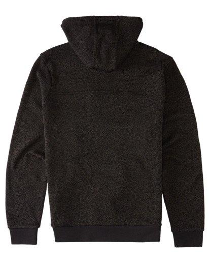 1 Sierra Zip-Up Hoodie Black ALYFT00118 Element