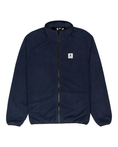 0 Abenaki Mock Neck Zip-Up Fleece  ALYFT00142 Element