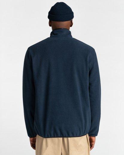7 Abenaki Mock Neck Zip-Up Fleece  ALYFT00142 Element