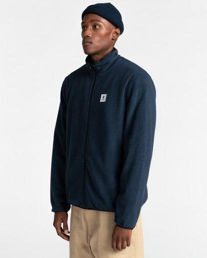 3 Abenaki Mock Neck Zip-Up Fleece  ALYFT00142 Element