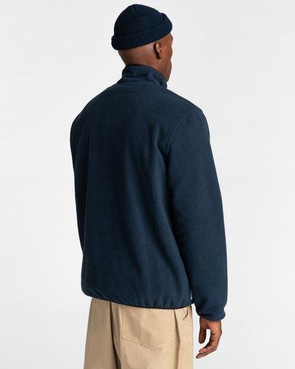4 Abenaki Mock Neck Zip-Up Fleece  ALYFT00142 Element