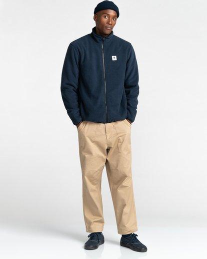 6 Abenaki Mock Neck Zip-Up Fleece  ALYFT00142 Element