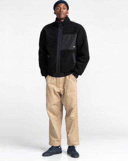 8 Oak Reversible Fleece  ALYFT00146 Element