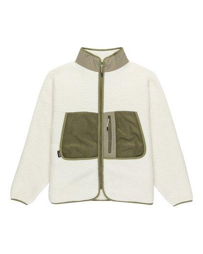 0 Gros Jack Zip-Up Fleece  ALYFT00148 Element