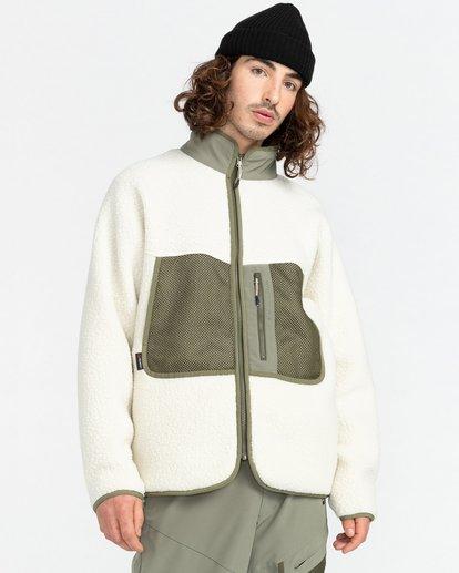 1 Gros Jack Zip-Up Fleece  ALYFT00148 Element