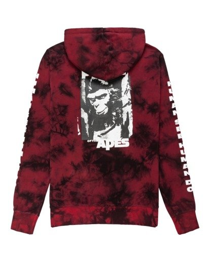 1 Planet of the Apes Surge Pullover Hoodie Black ALYFT00152 Element