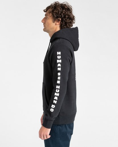 3 Planet of the Apes Surge Pullover Hoodie Blue ALYFT00152 Element