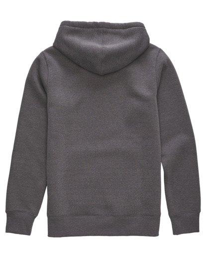1 Heavy Pullover Hoodie Grey ALYFT00158 Element