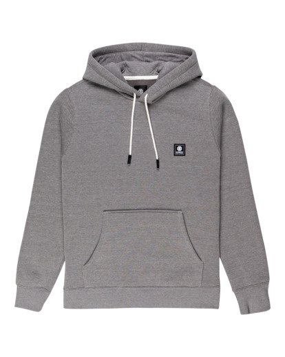 0 Heavy Pullover Hoodie Grey ALYFT00158 Element