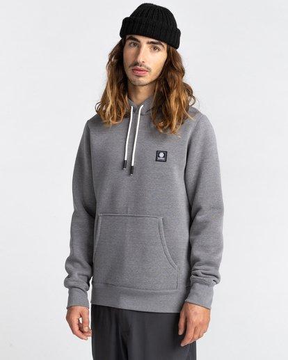 2 Heavy Pullover Hoodie Grey ALYFT00158 Element