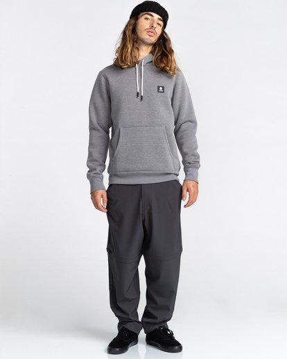 3 Heavy Pullover Hoodie Grey ALYFT00158 Element