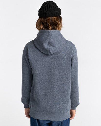 3 Heavy Pullover Hoodie Blue ALYFT00158 Element