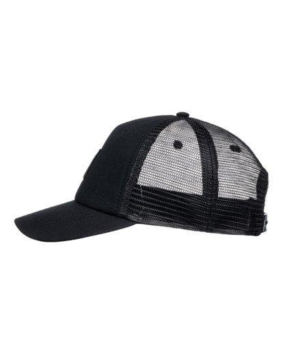 1 Icon Mesh Trucker Hat Black ALYHA00126 Element