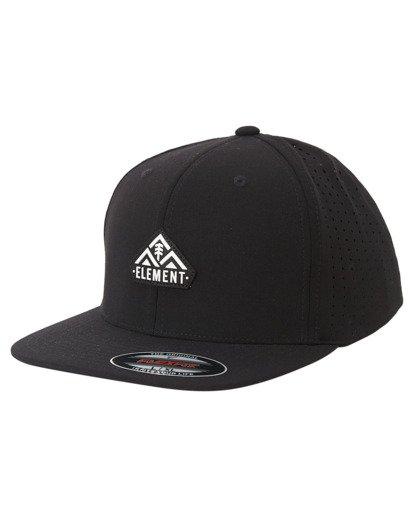 0 Sierra Stretch Flexfit Hat Black ALYHA00132 Element