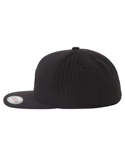 2 Sierra Stretch Flexfit Hat Black ALYHA00132 Element