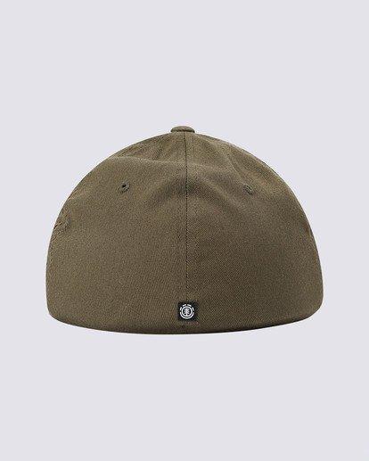 2 Wolfeboro Curve Hat Green ALYHA00140 Element