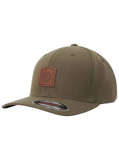 1 Wolfeboro Curve Hat Green ALYHA00140 Element