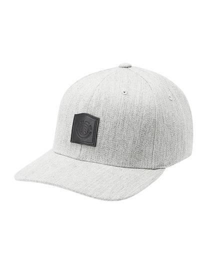 1 Wolfeboro Curve Hat Grey ALYHA00140 Element