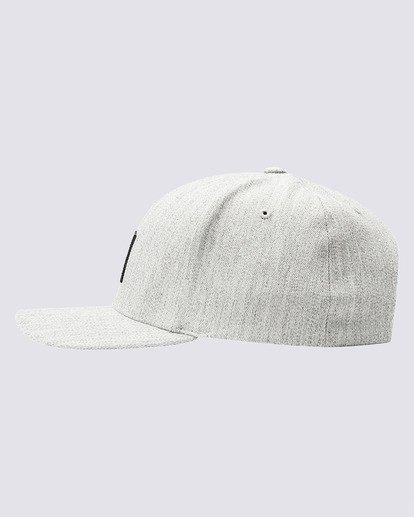 3 Wolfeboro Curve Hat Grey ALYHA00140 Element