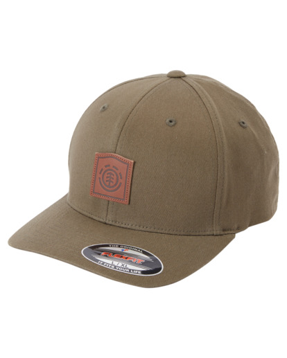 0 Wolfeboro Curve Hat Green ALYHA00140 Element