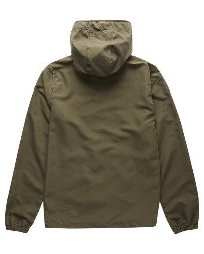 1 Alder Wind Shell Jacket Green ALYJK00100 Element