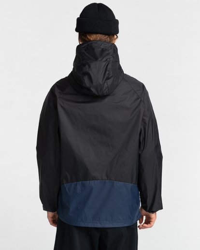 8 Ridge Runner Parka Jacket Blue ALYJK00106 Element