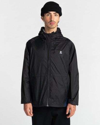 1 Ridge Runner Parka Jacket Blue ALYJK00106 Element