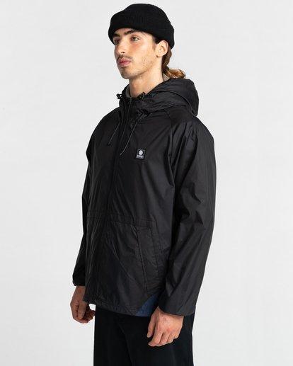 2 Ridge Runner Parka Jacket Blue ALYJK00106 Element