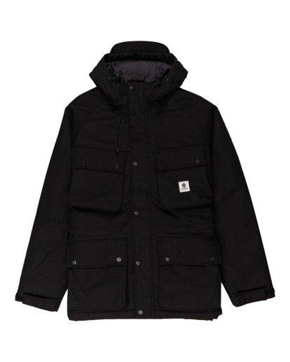 0 Mountain Parka Jacket Blue ALYJK00134 Element