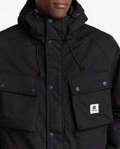 5 Mountain Parka Jacket Blue ALYJK00134 Element