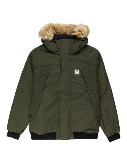 0 Dulcey Explorer Parka Jacket Green ALYJK00135 Element