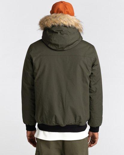 8 Dulcey Explorer Parka Jacket Green ALYJK00135 Element