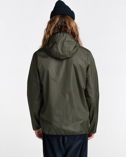 7 Alder Fundamental Jacket Green ALYJK00136 Element