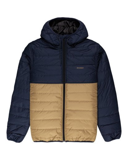 0 Alder Puff Fundamental Jacket Blue ALYJK00138 Element