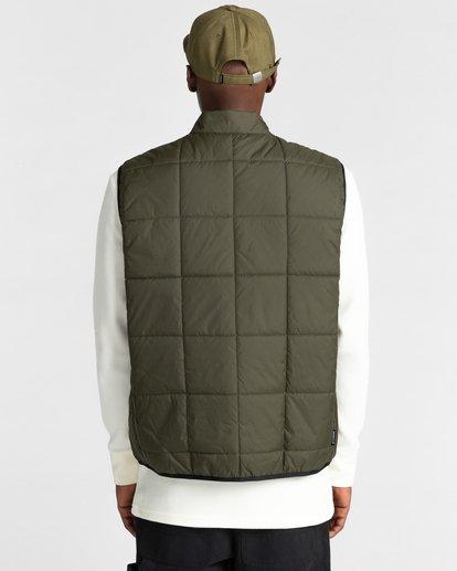 10 Wolfe Vest Green ALYJK00140 Element