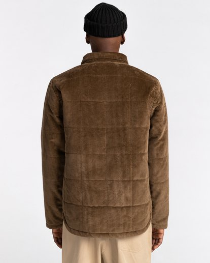 8 Lodge Cord Jacket  ALYJK00148 Element