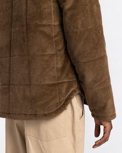 4 Lodge Cord Jacket  ALYJK00148 Element