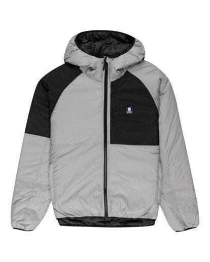 0 Wolfe Jacket Grey ALYJK00151 Element