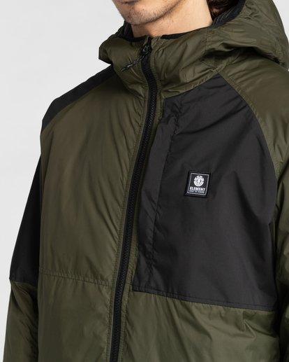 4 Wolfe Jacket Green ALYJK00151 Element