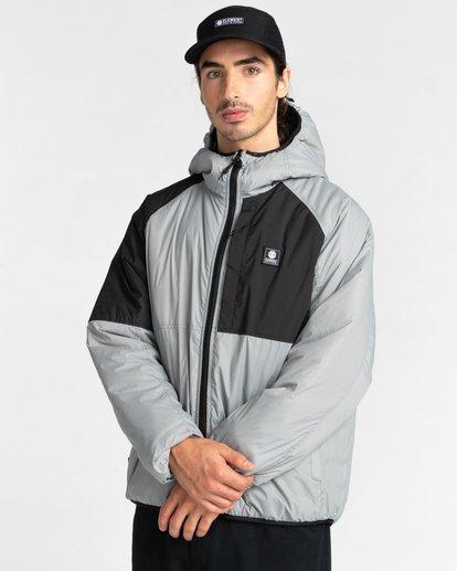 1 Wolfe Jacket Grey ALYJK00151 Element