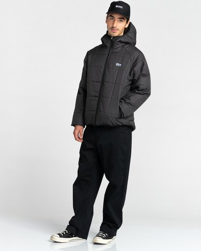 9 Wolfe Jacket Grey ALYJK00151 Element