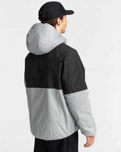 3 Wolfe Jacket Grey ALYJK00151 Element